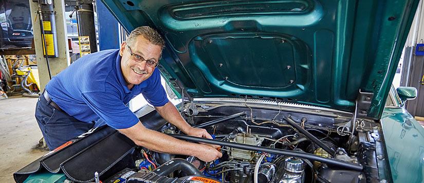 automobile repairing servicing
